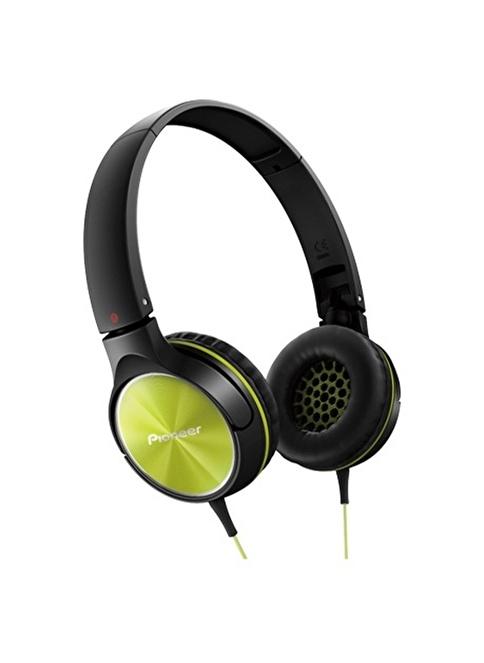 Pioneer SE-MJ522-Y Kulaküstü Kulaklık Yeşil
